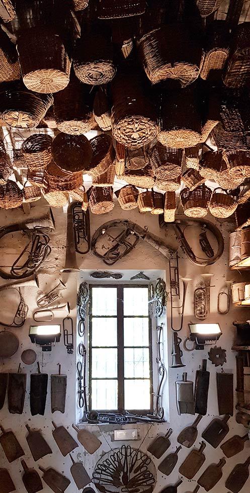 scale Museo Ettore Guatelli