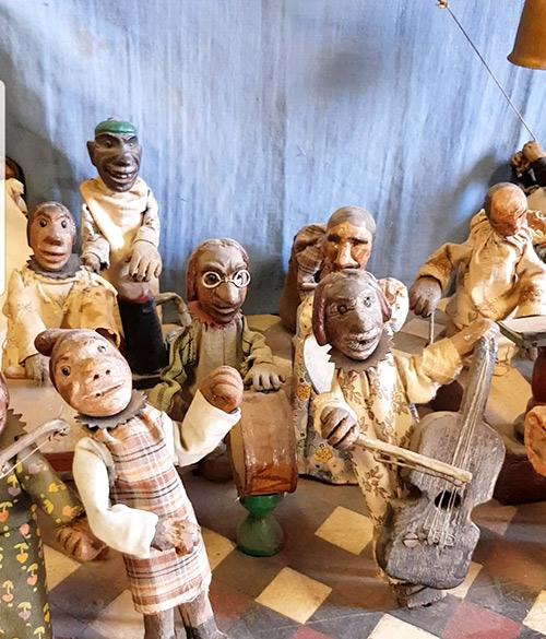 giocattoli Museo Ettore Guatelli