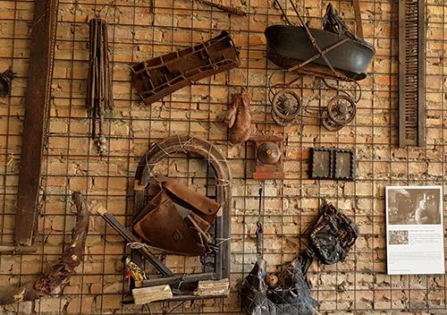 installazione Museo Ettore Guatelli