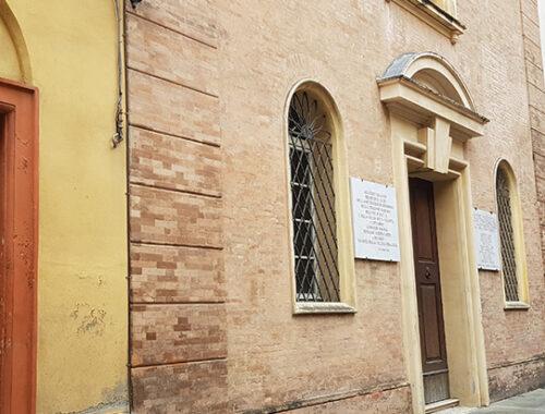 Ghetto Ebraico di Reggio Emilia Sinagoga