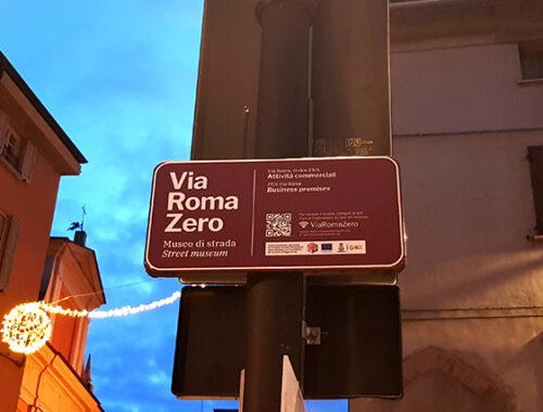 via Roma quartiere dellinclusivita