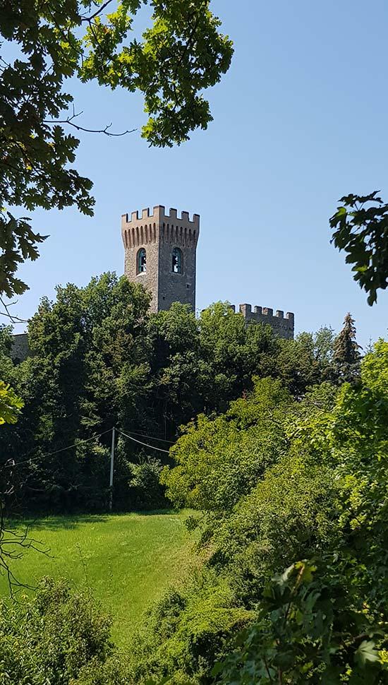 Castello di Montecuccolo